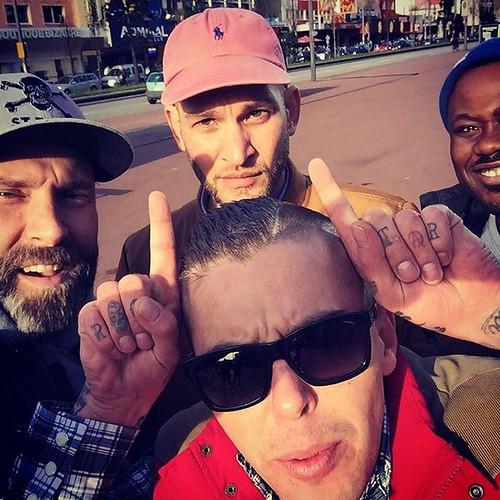 Alles BACKSPIN, @achtvier_offiziell & @saidhoodrich ...?!? #allesdeutschrap #allesbackspin #5050 #backspintalk #happyreleaseday #hiphop #rap #hamburg #berlin