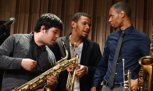 Jazz Musicians' Summit Meeting