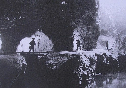 Garth Iron Mine-Pentyrch