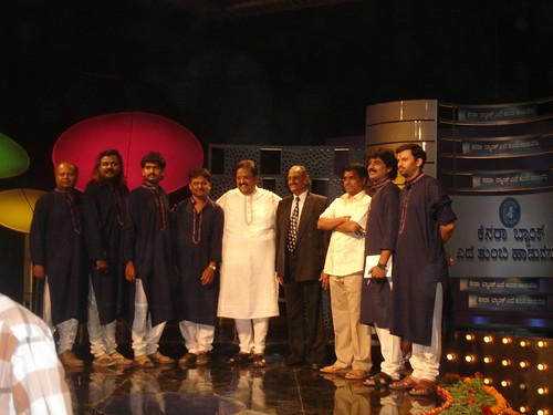 S P Balasubramanyam with