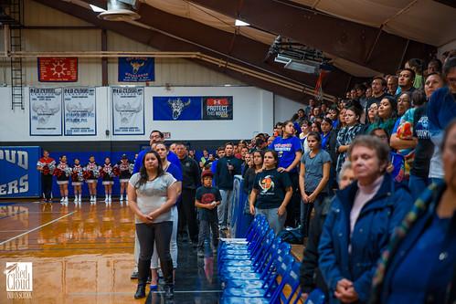 Red Cloud Girls Basketball vs Pine Ridge