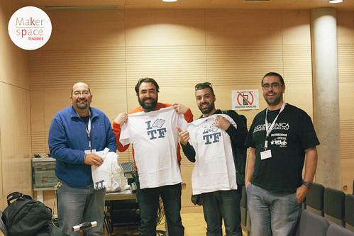 Arduino Day 2016 en Tenerife
