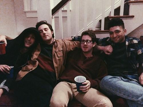 Hunter, Nick, Conor, Brandon
