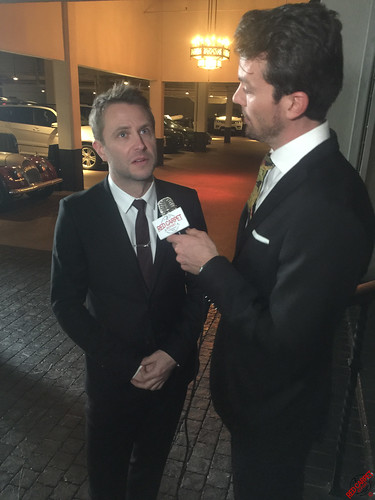 Chris Hardwick at Vanity Fair and the Fiat Brand's