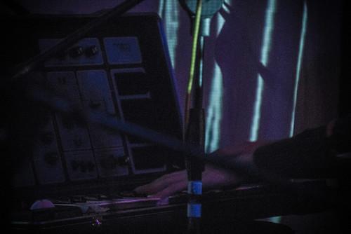 JOOKLO DUO [free jazz, IT] - METTE RASMUSSEN [free jazz, DK] - HYBRIDA dj set & light show