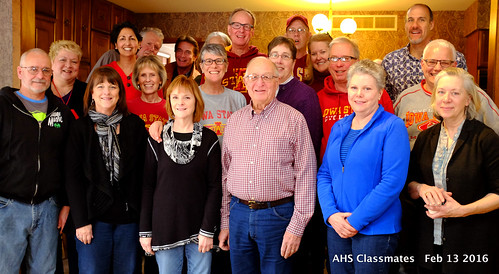 1974 AHS Indoor Tailgater / mini-reunion Feb 13 2016 good group of 15 AHS 1974 classmates plus other AHS years too DSCF8461 fujix100t #AmesHighClassof1974 #AmesHighClassof1980 #AmesHighClassof1979 #AmesHighClassof1972