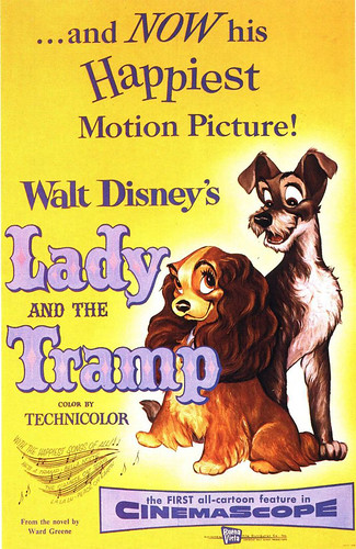 LA DAMA Y EL VAGABUNDO - Lady and the Tramp - 1955