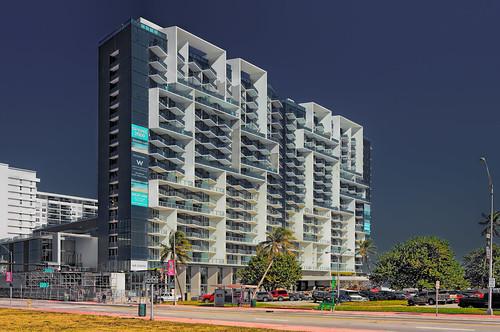 W South Beach, 2201 Collins Avenue, Miami Beach, Florida, U.S.A.