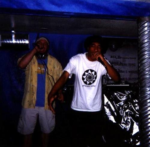 Eastern Sunz perform at The Vinyl Club (Ashland, Oregon's greatest resource)