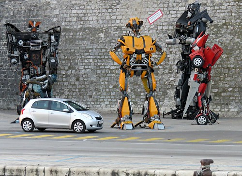 Transformers (Wall Edition)