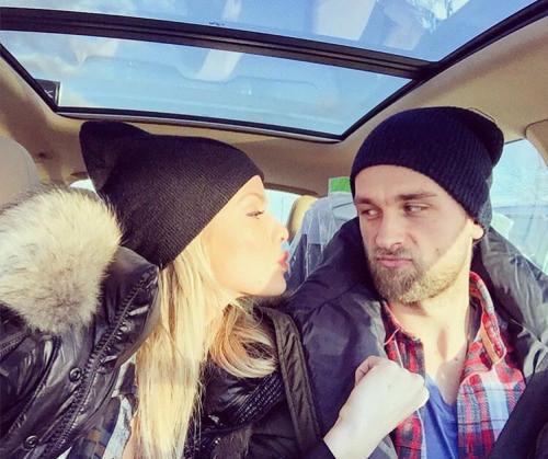 nhlhockeywags: Aferdita Dreshaj & Jakub Kindl