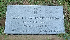 Robert L Bruton vet hs