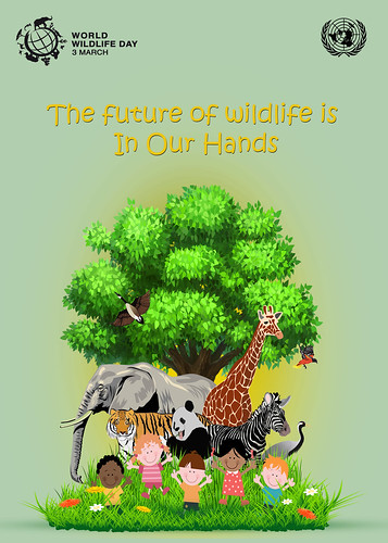 World Wildlife Day 2016 posters