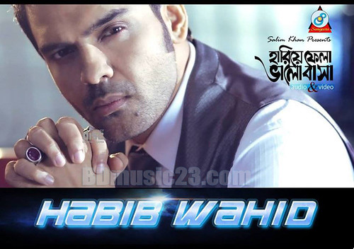 Hariye Fela Bhalobasha (Habib Wahid) Full Mp3 Song Downlaod Download