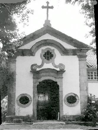 Capela de S. Cristóvão na Quinta do Dourado em S. Mamede de Infesta