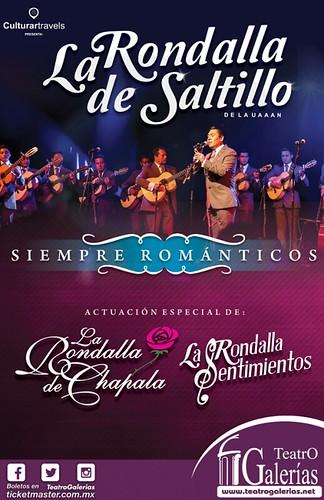 2016.05.08 Rondalla de Saltillo en teatro Telmex