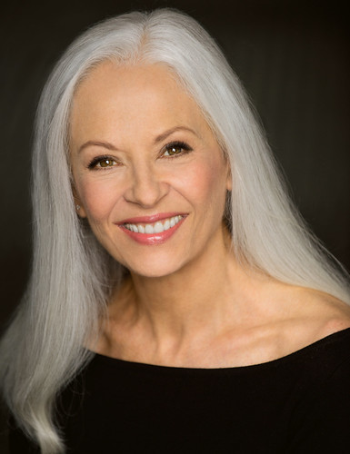 Joan D. Saunders plays Joy Cartwright