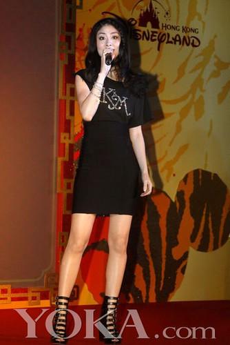 Spell match Kelly VS pop diva Elva Hsiao