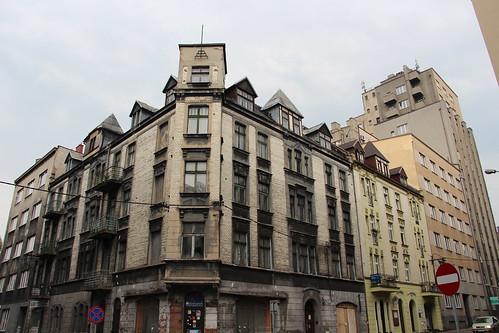 Katowice - Żwirki i Wigury