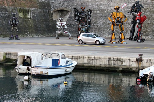 Transformers: Keepers Of Zadar