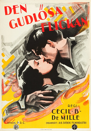The Godless Girl (1929 / Pathé Exchange) (Sweden)