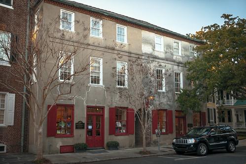 89-91 Church St (1783), view 01, Charleston, SC, USA