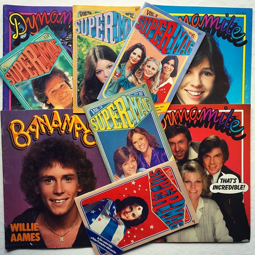 Bananas, Dynamite & Supermag - 1970s & 1980s