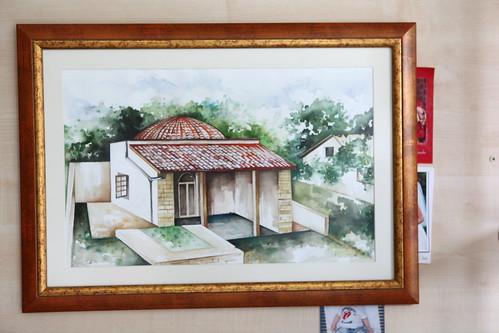 Sari Saltuk Turbesi Mormantul lui Sari Saltuk Babadag (2)