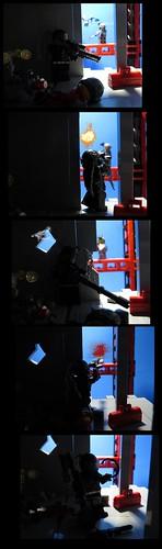 Bloodfall: First Shot First Kill