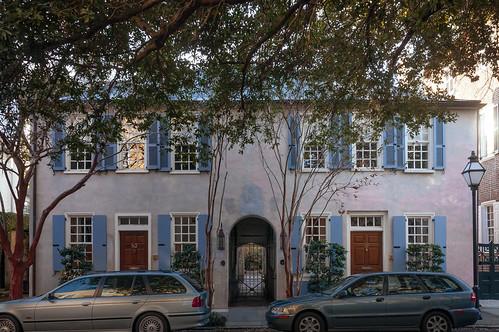 William Hendrick's Tenements (1749-50), 83-85 Church St., Charleston, SC, USA