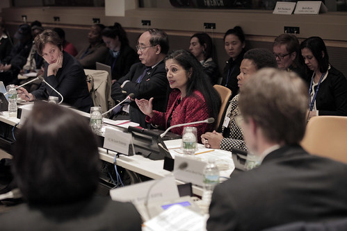 CSW60 Side Event  - Financing Gender Equality