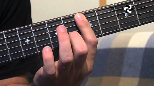 A Shape Min, Dom and Min7 Chord Grips - How To Play Guitar - Guitar Lesson Stage 4 [IM-141]
