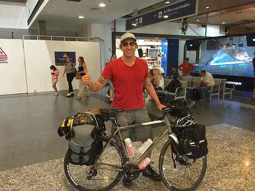 ARGENTINA BICYCLE TRIP