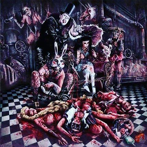#satanico #bizarro #psyco #psycopath #horror #terror #sangue #art