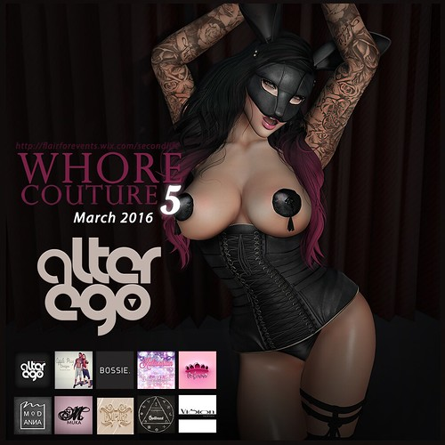 Whore Couture Fair 5 - Coming SOON!