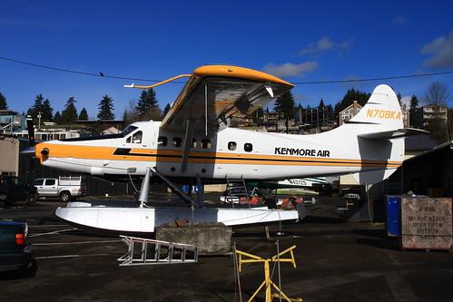 N708KA De Havilland DHC-3 of Kenmore Air