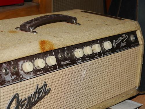 1962 Fender Bassman