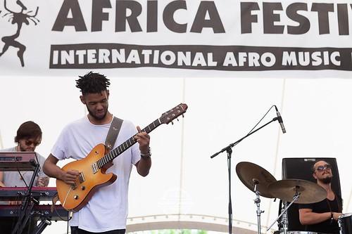 Daara J Family - Africa Festival Wuerzburg 2018 © Gerald Langer