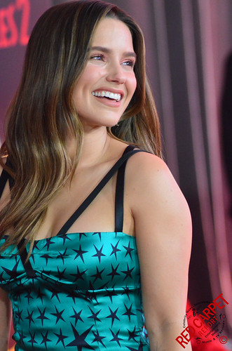 Sophia Bush at Disney-Pixar's The Incredibles 2 Premirere in Hollywood - DSC_0159