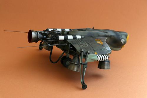 Maschinen Krieger Hummel
