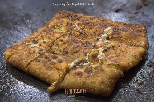 9.Shahi Melting Cheese Roti | Zaika delicious fast food | MSAli Rd | Humayunn FoodOgraphy