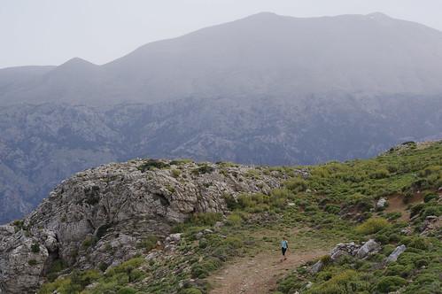 Samitos to Psiloritis - Crete