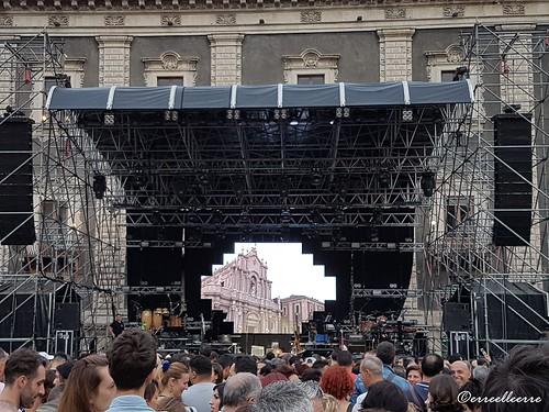 Carmen Consoli & Friends per Namastè @ Catania, 01.06.2018