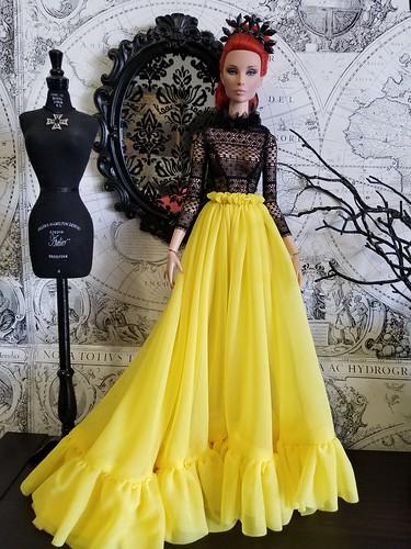 OOAK FR16 Gown