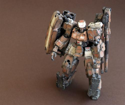 Frame Arms Desert Ryurai