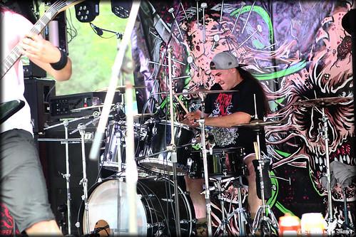 ASTAROT at Flesh Party Open Air Festival 2018