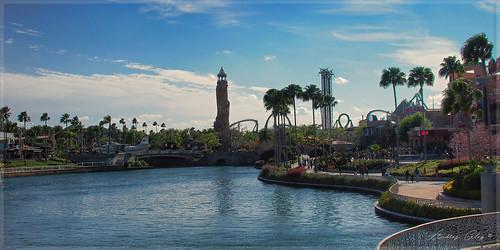 Universal Studios Tampa.