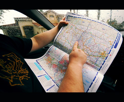 mapping our dreams outside the house