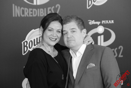 Patton Oswalt at Disney-Pixar's The Incredibles 2 Premirere in Hollywood - DSC_0007 2