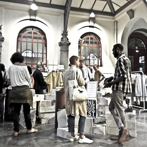 Une Autre Mode Est Possible aux Fashion Green Days